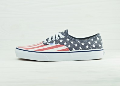 "Vans Authentic ""Stars and Stripes"""