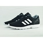 Мужские кроссовки adidas ZX Flux - Core Black / Running White, фото 2 | Интернет-магазин Sole