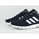 Мужские кроссовки adidas ZX Flux - Core Black / Running White, фото 3 | Интернет-магазин Sole