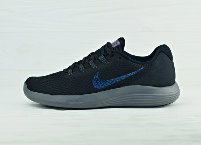 Мужские кроссовки Nike LunarConverge BTS - Black/Grey