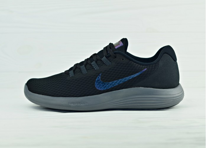 Мужские кроссовки Nike LunarConverge BTS - Black/Grey | Интернет-магазин Sole