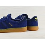 Кроссовки adidas Originals Munchen - Dark Blue/Navy/Gum, фото 4 | Интернет-магазин Sole