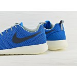 Кроссовки Nike Roshe Run - Blue, фото 4 | Интернет-магазин Sole