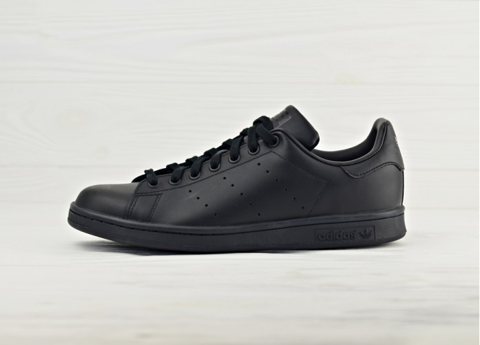 Adidas Originals Stan Smith - Black/Black | Интернет-магазин Sole