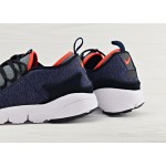 Nike Air Footscape NM - Obsidian/Team Orange-Anthracite, фото 3 | Интернет-магазин Sole