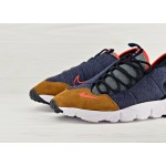 Кроссовки Nike Air Footscape NM - Obsidian/Team Orange-Anthracite, фото 4 | Интернет-магазин Sole