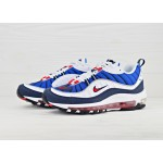 "Женские кроссовки Nike WMNS Air Max 98 OG ""Gundam"" - White / Red / Navy, фото 2 