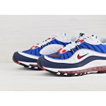 "Женские кроссовки Nike WMNS Air Max 98 OG ""Gundam"" - White / Red / Navy, фото 3 