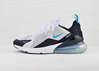 Nike Air Max 270 - White/Dusty Cactus/Black