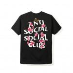 Футболка Anti Social Social Club Koch Tee - Black, фото 2 | Интернет-магазин Sole