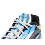 "Кроссовки Nike Air Max Deluxe ""OG Colorway"" - Photo Blue / Wolf Grey - Orange Peel - Black, фото 4 | Интернет-магазин Sole"