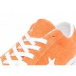 Кроссовки Converse One Star Ox (Bold Mandarin / White / White), фото 4 | Интернет-магазин Sole