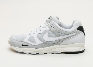 Кроссовки Nike Air Span II SE - Pure Platinum / White - Black - Sail