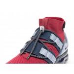Кроссовки Nike Air Vapormax Flyknit Utility - Team Red / Black - Obsidian - Ashen Slate, фото 4 | Интернет-магазин Sole