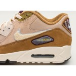 Кроссовки Nike Air Max 90 PRM SE - Muted Bronze / Light Cream - Royal Tint, фото 5 | Интернет-магазин Sole