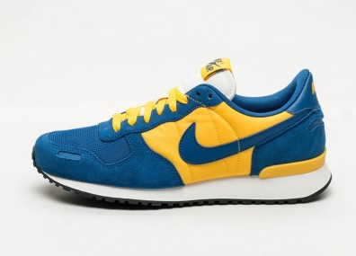 Кроссовки Nike Air Vortex - Amarillo / Gym Blue - Sail - Black