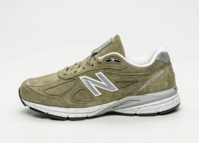 "Кроссовки New Balance M990CG4 ""Made in USA"" - Khaki"