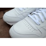 Мужские кроссовки Reebok Classic Leather Pop (White / Black), фото 3 | Интернет-магазин Sole