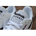 Мужские кроссовки Reebok Classic Leather Pop (White / Black), фото 4 | Интернет-магазин Sole