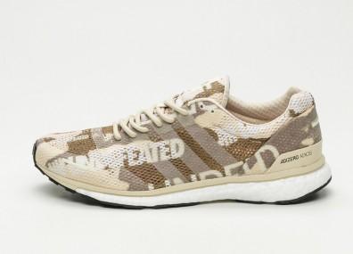 Кроссовки adidas x UNDFTD AdiZero Adios 3 - Dune / Tactile Khaki / Base Khaki / Core Black / Ftwr White