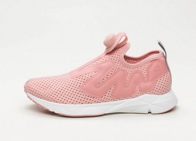 Кроссовки Reebok Pump Supreme Chalk Pink / Porcelain / Grey / White