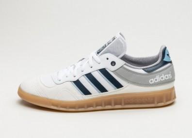 Кроссовки adidas Liga - Vintage White / Collegiate Navy / Clear Sky