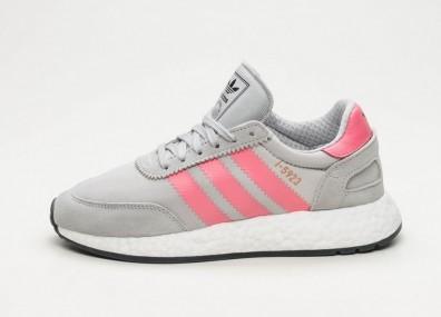 Кроссовки adidas I-5923 W - Grey Two / Chalk Pink / Core Black