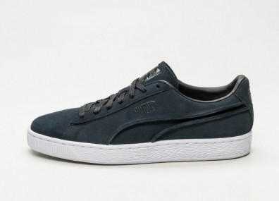 Кроссовки Puma Suede Classic Exposed Seams - Puma Black