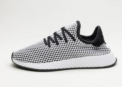 Кроссовки adidas Deerupt Runner - Core Black / Core Black / Ftwr White