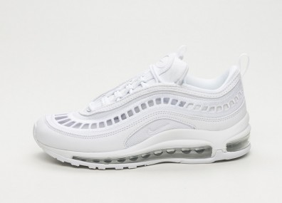 Кроссовки Nike Wmns Air Max 97 Ultra '17 SI - White / White - Vast Grey