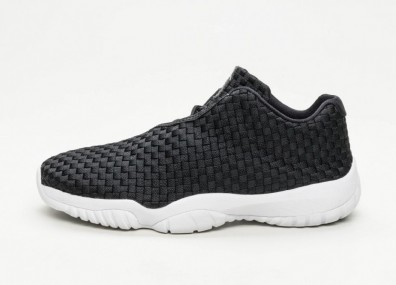 Кроссовки Nike Air Jordan Future Low - Black / White