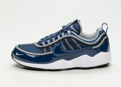 Кроссовки Nike Air Zoom Spiridon '16 - Navy / Navy - Wolf Grey - White