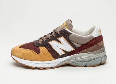 "Кроссовки New Balance M7709FT ""Made in England"" - Multicolors"