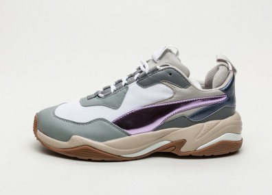 Кроссовки Puma Thunder Electric (Puma White / Pink Lavender / Cement)