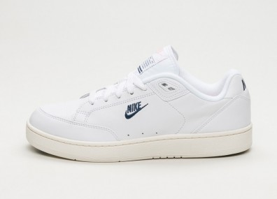 Кроссовки Nike Grandstand II (White / Navy - Sail - Arctic Punch)