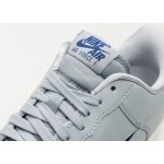 Кроссовки Nike Air Force 1 '07 LV8 Leather (Wolf Grey / Deep Royal Blue - Summit White), фото 4 | Интернет-магазин Sole