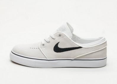 Кроссовки Nike SB Zoom Stefan Janoski - Summit White / Black - Pure Platinum