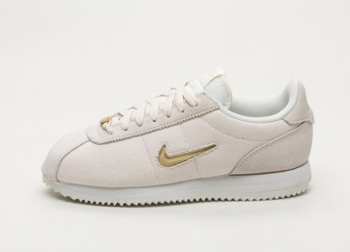 Кроссовки Nike Wmns Cortez Basic Jewel '18 (Phantom / Metallic Gold Star - Summit White)