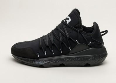 Кроссовки Adidas Y-3 Kusari (Black Y-3 / Black Y-3 / Black Y-3)