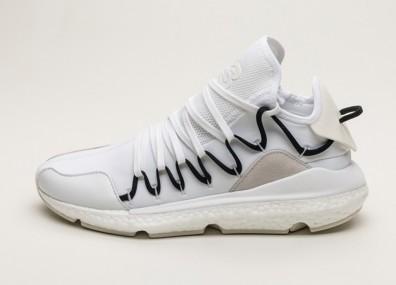 Кроссовки Adidas Y-3 Kusari (Ftwr White / Core White / Ftwr White)