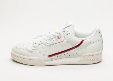 Кроссовки adidas Continental 80 - White Tint / Off White / Scarlet