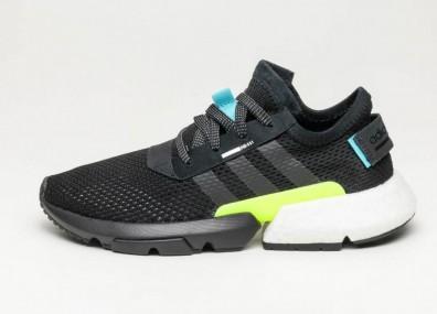 Кроссовки adidas POD-S3.1 - Core Black / Core Black / Ftwr White