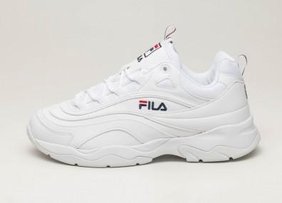 Кроссовки FILA Heritage Ray (White)