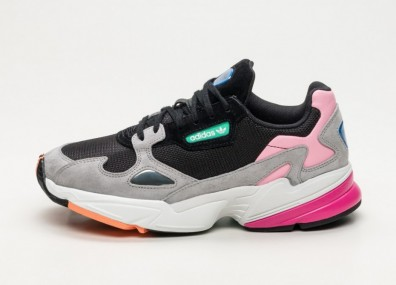 Кроссовки adidas Falcon W - Core Black / Core Black / Light Granit