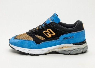 Кроссовки New Balance M15009CV *Caviar & Vodka* (Blue)