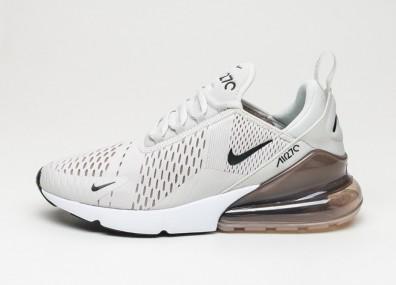 Кроссовки Nike Air Max 270 - Light Bone / Black - Sepia Stone - White