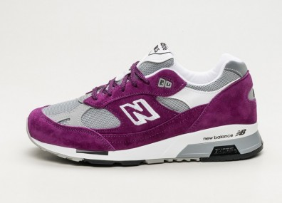 "Кроссовки New Balance M9915CC ""Made in England"" - Purple / Grey"