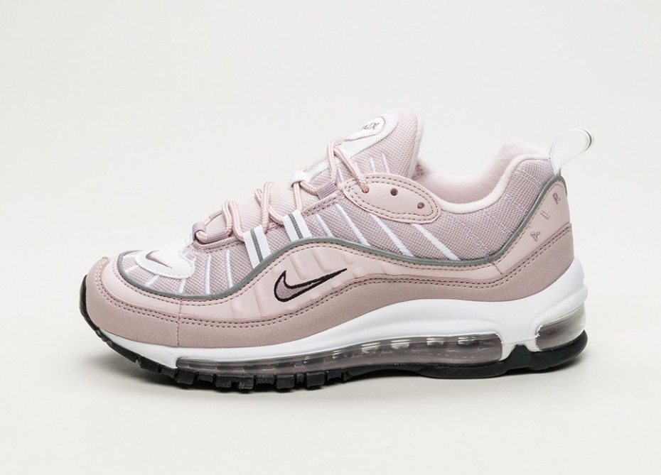 Кроссовки Nike Wmns Air Max 98 Barely Rose Elemental Rose Particle Rose
