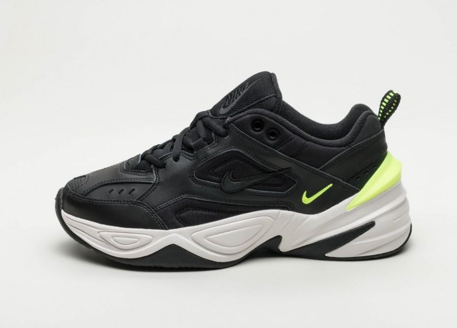 9bc84731199cc Кроссовки Nike Wmns M2K Tekno - Black / Black - Phantom - Volt   Интернет-