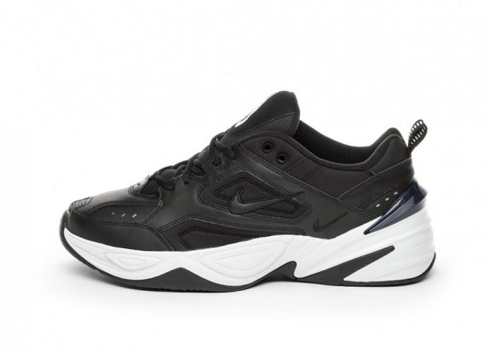 Кроссовки Nike Wmns M2K Tekno (Black / Black - Off White - Obsidian) | Интернет-магазин Sole